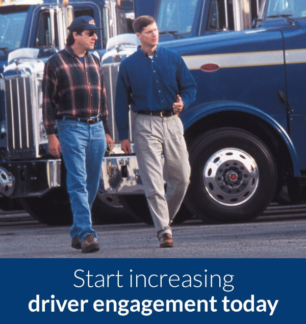 Increase Driver Engagement