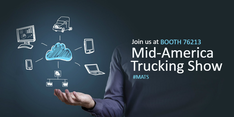 TruckRight attends Mid-America Trucking Show